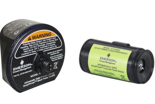 艾默生/罗斯蒙特无线电池7.2VT型号701PBKKF/00753-9220-0001