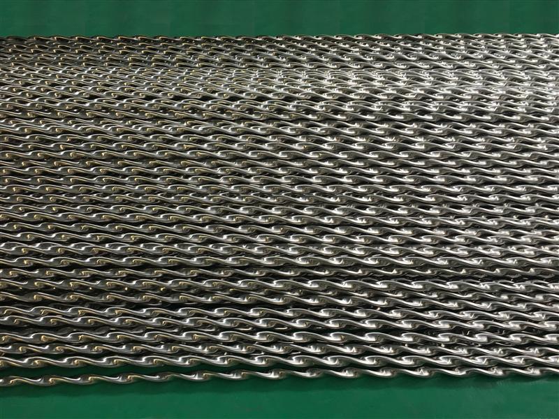 不锈钢螺旋扁管,螺旋扁管换热器
