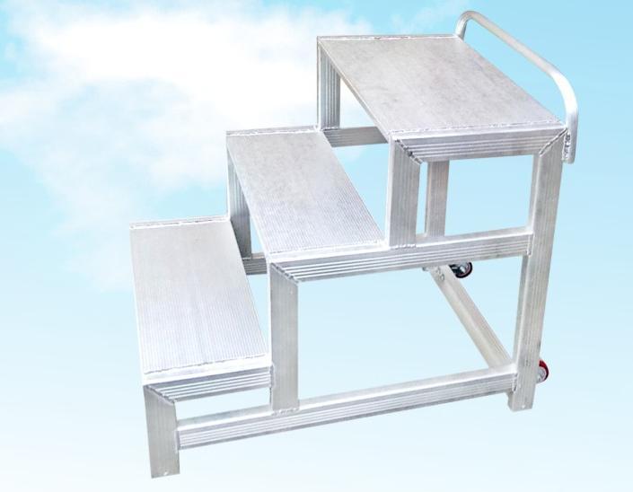 焊接铝合金凳