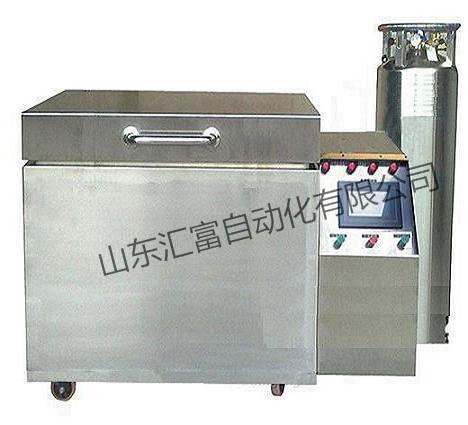軸套深冷裝配箱 鋼套冷裝配設備
