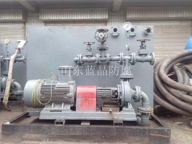 轧钢冷却系统清洗施工