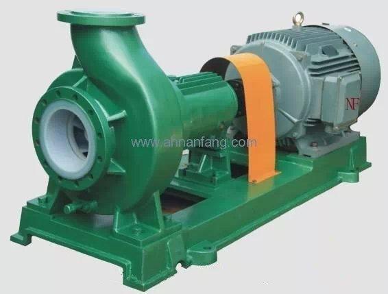 供應IHF型耐酸堿離心泵