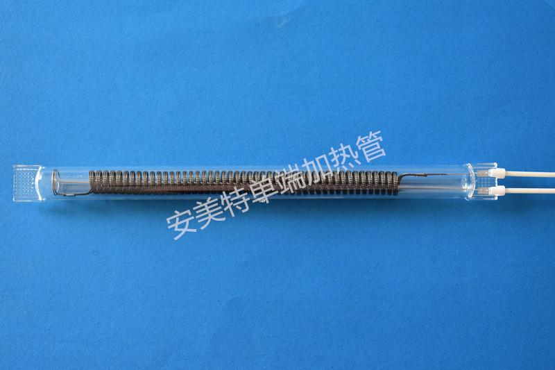 单端碳纤维加热管/安美特造优势单端头出线灯管