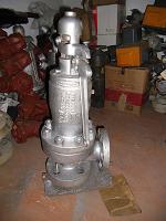 美国CONSOLIDATED康索里德蒸汽出口安全阀