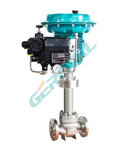 中英合资 815D低温液氮专用调节阀