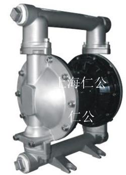 不銹鋼氣動隔膜泵RGB4311.RGB4366.RGB4355