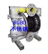 3寸不銹鋼氣動隔膜泵RGK4311.RGK4366.RGK4355