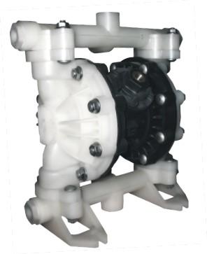 PVDF气动隔膜泵RG55A11,DN15/DN20