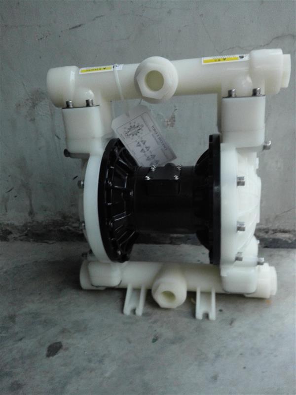PVDF气动隔膜泵RG75A11螺纹连接1寸