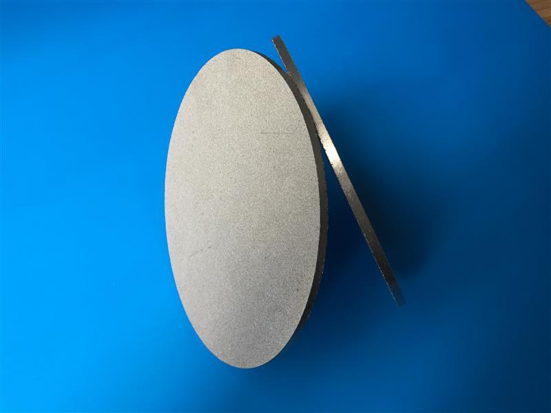 催化剂过滤多孔钛板
