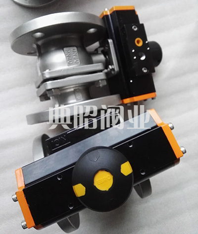 MP034依博罗EBRO不锈钢气动球阀