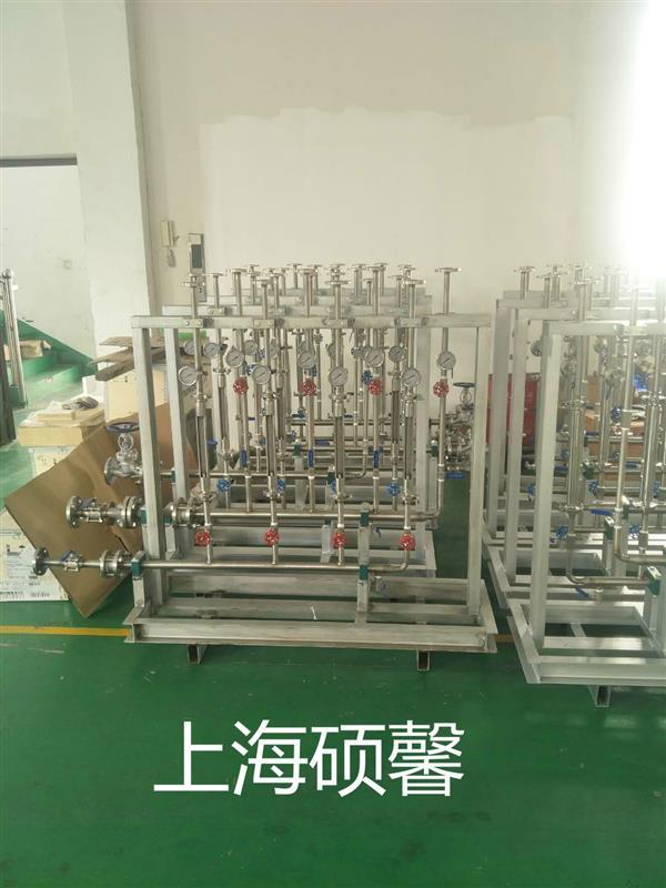 上海硕馨生物质锅炉窑炉SNCR脱硝系统