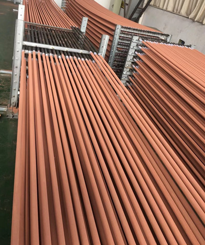 燒結型高通量管,浙江環宸高通量管,高效換熱器