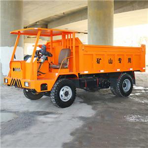 新型低矮型矿用四不像 井下拉矿车 隧道运输车 自卸式