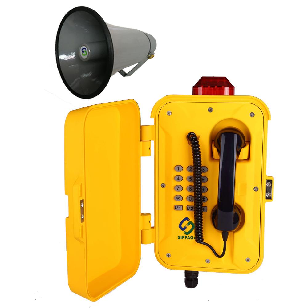 防水防腐电话机,化工厂专用电话机,防腐扩音话机