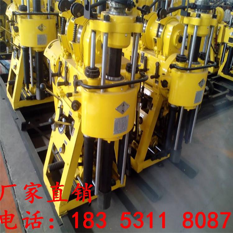 HZ-200GT液压移动水井钻机