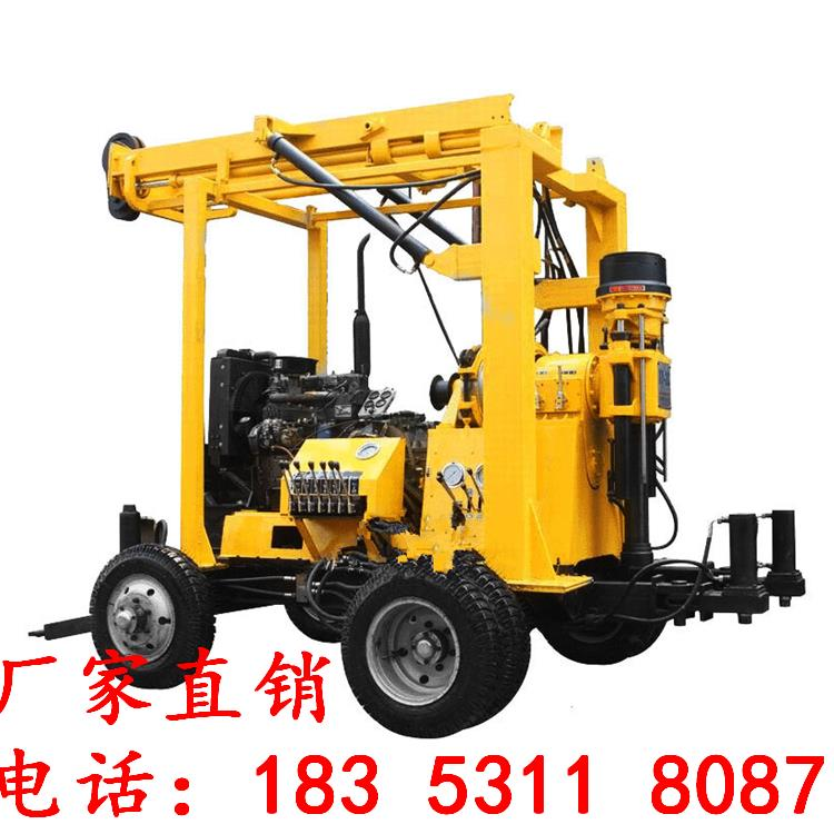XYX-3移动式水井钻机