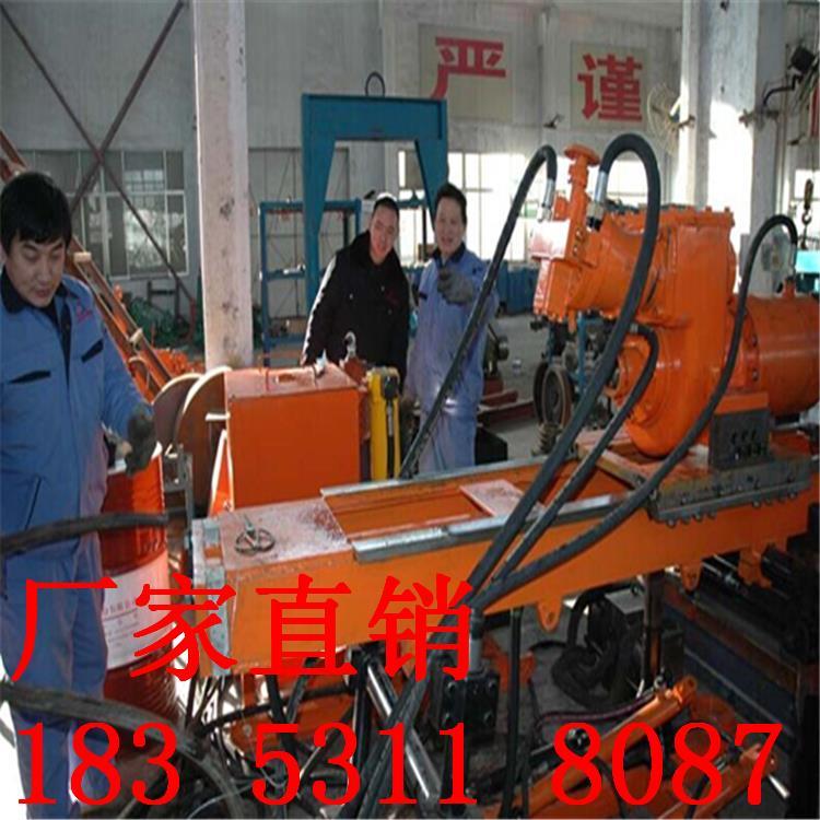 ZDY-800型煤矿用液压钻机
