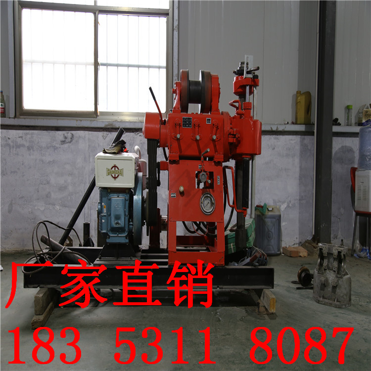 ZLJ-150煤礦用坑道鉆機