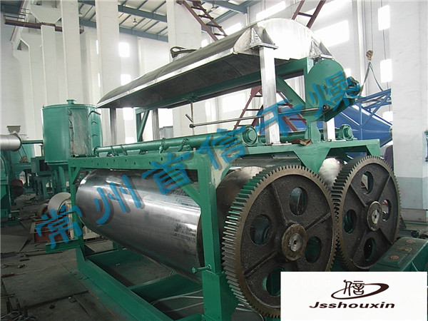 HG系列(单滚筒、双滚筒)热敏性物料滚筒干燥机