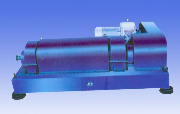 无锡LW-400型卧式螺旋沉降离心机供应