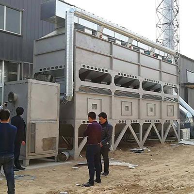 河北滄州rco催化燃燒設備-一萬風量廠家直銷