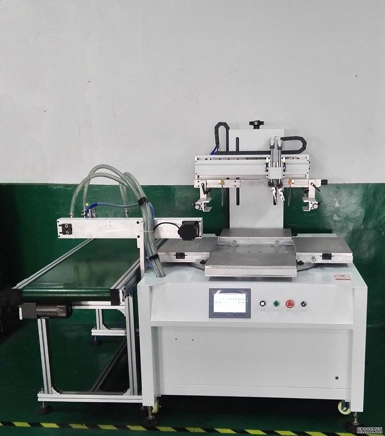 电磁炉玻璃丝印机电子秤面板网印机电器玻璃丝网印刷机