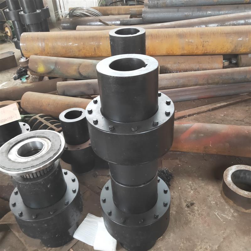 泊头玖达专业生产ZLD型弹性柱销齿式联轴器