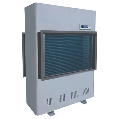 涂裝水冷新風管道除濕機涂裝整體式調溫機組