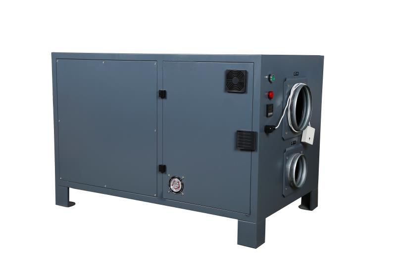 低溫吸附式再生轉輪除濕機工作原理廠家