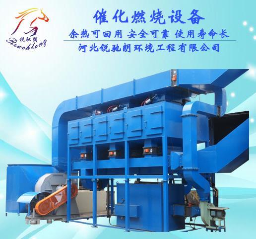 銳馳朗環保 蓄熱式催化燃燒設備 安全達標 催化燃燒設備