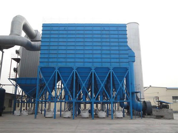 脉冲除尘器 方形脉冲布袋除尘器 小型单机脉冲除尘器生产厂家定做