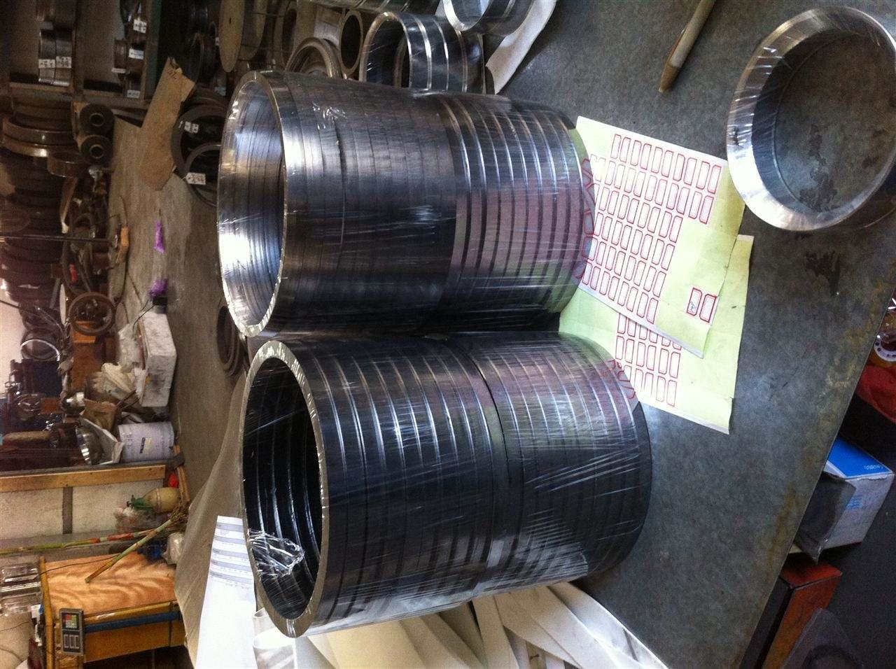 石墨填料环-柔性石墨编织填料环厂家