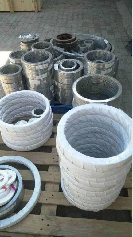 厂家直销金属缠绕垫片-四氟垫片