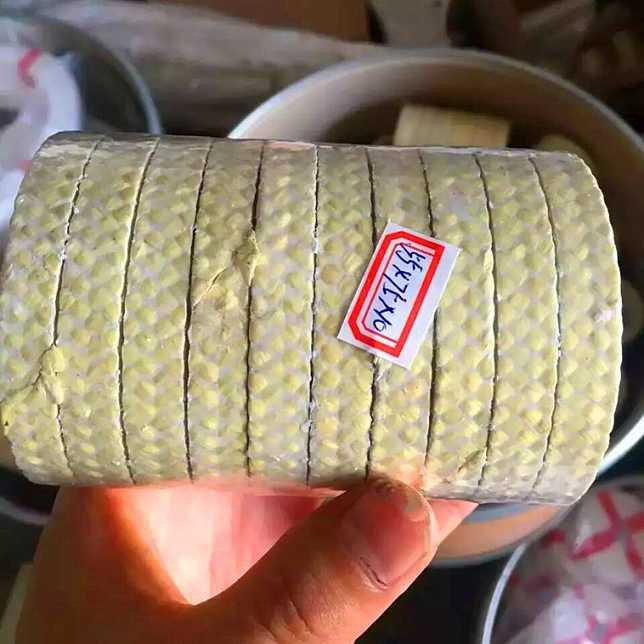 高碳纤维盘根--碳化纤维盘根环厂家