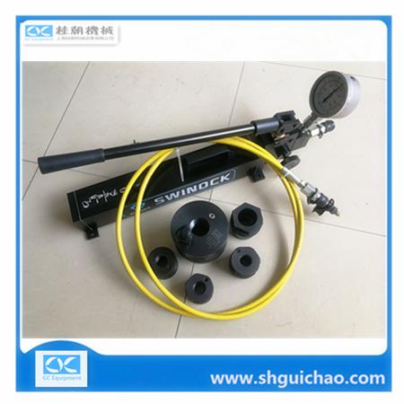 SWINOCK超高壓手動泵 280MPA液壓螺母打壓泵