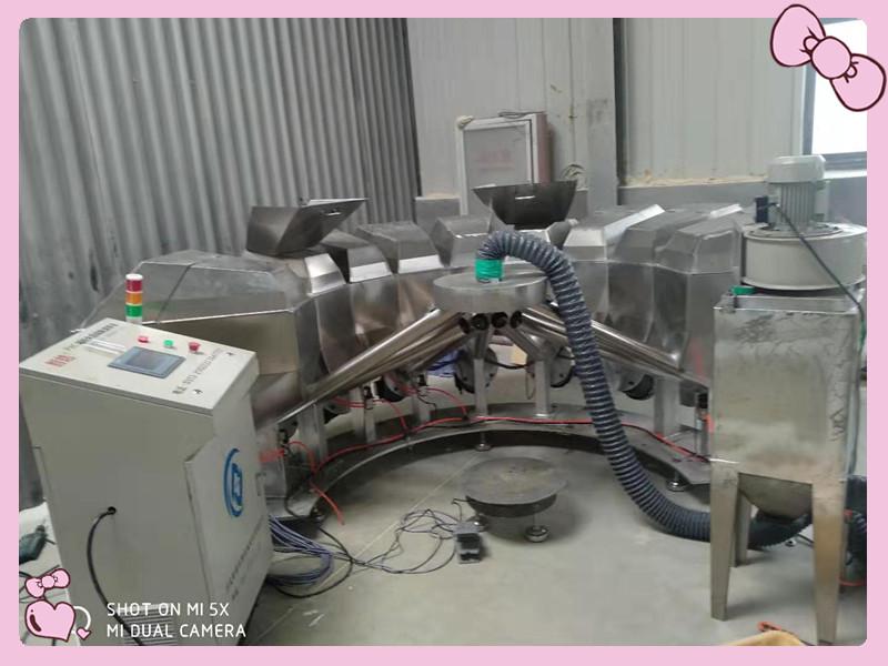 衡水塑膠廠家專用配料機