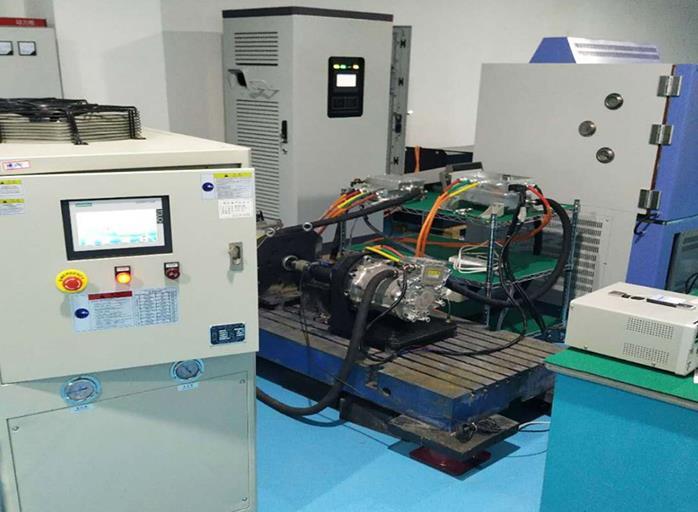 新能源电池模组高低温冷却液测试机