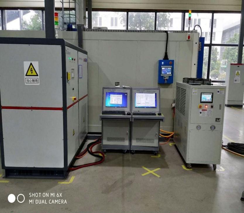 新能源汽车的高低温测试机配套冷热一体机