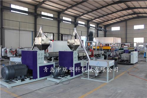 優質塑料建筑模板設備專業廠家