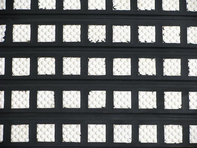 阻燃耐磨胶板——陶瓷橡胶板