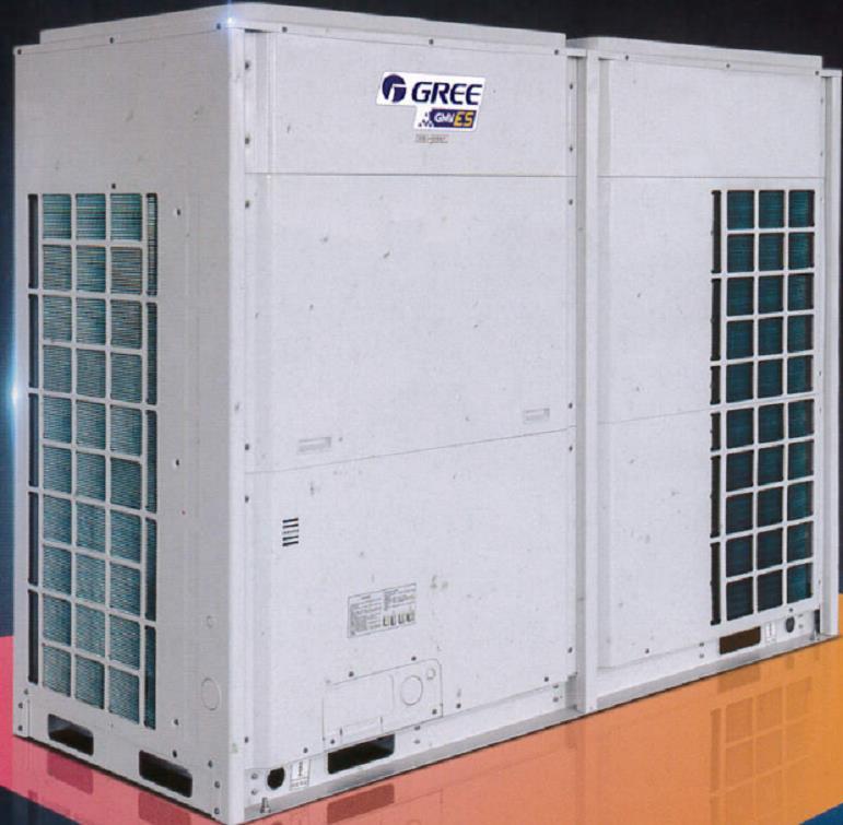 格力GMV-120WL/B 5匹商用中央空调多联侧出风