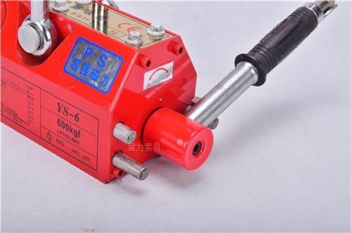 永磁起重器保养尺度-永磁起重器能不能斜-冀力