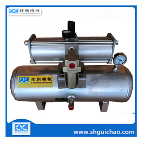 压缩空气增压泵 SMC气体增压阀 热流道增压泵