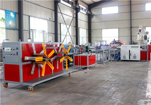 PVC纖維增強管生產設備優質供應商