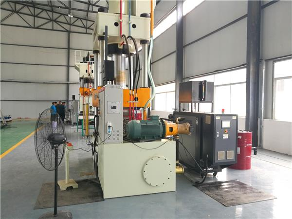芳纶纤维AFRP热压成型模温机
