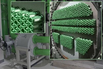 EQOBRUSH冷凝器管道刷式自动清洗系统