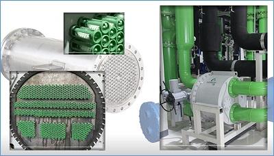 EQOBRUSH多功能管刷式在线清洗系统装置