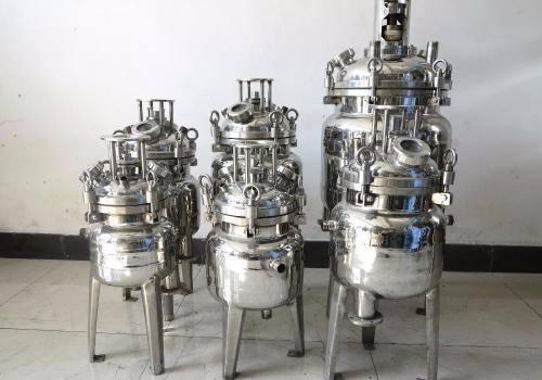 定制5吨反应釜、不锈钢反应釜