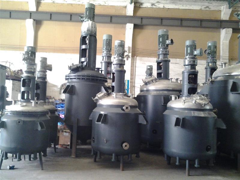 山东出售全新2000L不锈钢反应釜、反应釜